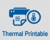 Thermal printable